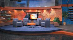 WKYC - Cleveland - Talk Shows Set Design - 1