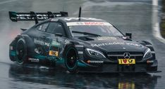 Mercedes-AMG C63 Gets Off To A Difficult Start For Its Last Season In DTM #news #Mercedes