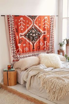 How To Create a Dream Bedroom on a Budget. If you're looking to add a little style to your bedroom but you don't have a ton of cash, look no further than this list of 13 affordable ideas for injecting a little style into your sleeping space. From tapestries to string lights and everything in-between, cozy, functional, and pretty is in reach.