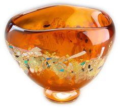 Sharon Fujimoto Hand Blown Art Glass - Home