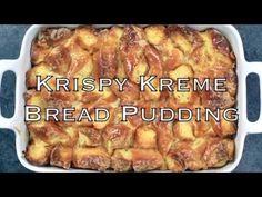 Krispy Kreme Bread Pudding Recipe - Spicy Southern Kitchen