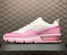 c6e0f55c6 Shop Women s Size Nike Airmax Sequent White Pink BQ8825-100 Jordans For  Sale