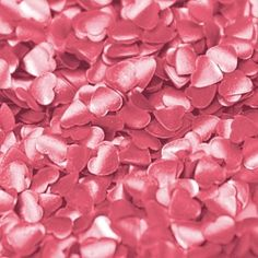 Tiny edible pink hearts decorations to use as sprinkles on cupcakes, celebration cakes and desserts. Perfect for weddings and Valentine's Day! Cake Baking Supplies, Cake Craft, Personalized Cake Toppers, Heart Decorations, Celebration Cakes, Beautiful Cakes, No Bake Cake, Sprinkles, The Help