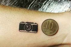 19 Tiny Tattoos You Won't Have Trouble Committing To