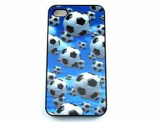 iphone 4 Soccer Cell Phone Case by Red Rock Designs. $2.99. iphone  4 Soccer Cell Phone Case. Save 80% Off!
