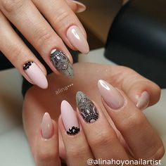 """4,919 Likes, 15 Comments - Ugly Duckling Nails Inc. (@uglyducklingnails) on Instagram: """"Beautiful nails by @alinahoyonailartist ✨Ugly Duckling Nails page is dedicated to promoting…"""""""