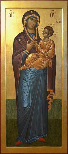 Byzantine Icons, Son Of God, Jesus Christ, Saints, Angels, Greek, Spirituality, Album, Statue