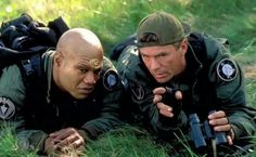 Jack and Teal'c