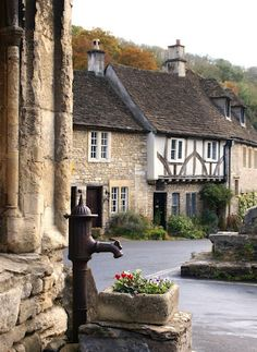 Castle Combe  http://emilialua1.tumblr.com/post/24681153476