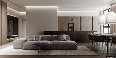 Heart of the capital, 99 Home Room Design, Living Room Designs, House Design, Living Room Interior, Home Living Room, Casa Milano, H Design, Luxury Interior Design, Apartment Design