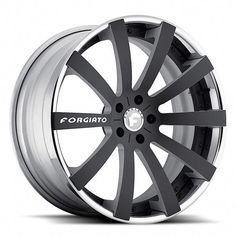 The Forgiato Concavo is a custom wheel that is made to order in various sizes and finishes. The price listed is a starting price for standard finishes with the price going up for special finishes and accessories. For more information, please contact us at Best City Car, Rim And Tire Packages, Used Electric Cars, Volkswagen Phaeton, Custom Forge, Mustang Wheels, Motorcycle Wheels, Rims And Tires, Cars