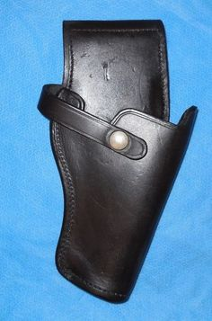 US Military Leather Holster  B07-44SF 1095-00-480-6807 #USMILITARY