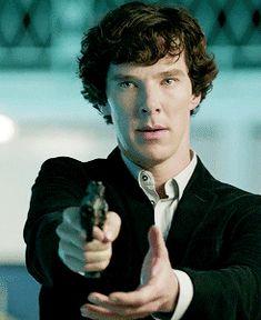 sherlock sherlock holmes Benedict Cumberbatch shit son look at ...