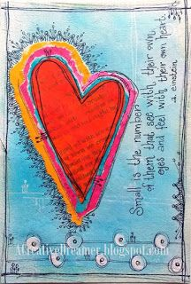 SOOO MANY awesome examples: Mail Art Exchange