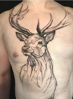 Skull tattoos are some of the most iconic and versatile tattoo ideas for guys. Skull tattoos for men can be as realistic or creative as . Model Tattoos, Tattoo Model Mann, Tattoos 3d, Head Tattoos, Skull Tattoos, Animal Tattoos, Unique Tattoos, Beautiful Tattoos, Black Tattoos