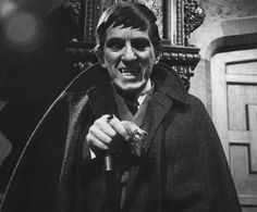 Barnabas  -Dark Shadows, the original Fandom