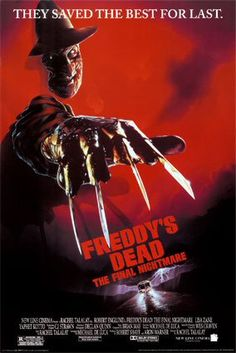 living read girl: The Year of Freddy Fear teams up with Bad Movie Month to see if Freddy's Dead