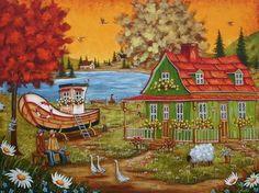 christine genest artiste peintre - Google zoeken