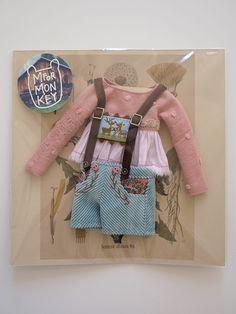 Mint Lederhosen Set for Neo Blythe by Mformonkey Doll not Included   eBay