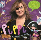 Audiobook Pippi wchodzi na pokład  - autor Astrid Lindgren   - czyta Edyta Jungowska