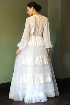 Photos fresh off the Bridal Fashion Week runways. London Spring, Wedding Dresses 2014, Bridal Fashion Week, Spring 2014, Designer Wear, Bridal Style, Wedding Bride, Bridal Gowns, Wedding Styles
