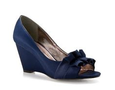 6 Pairs of Low-Heeled Blue Wedding Shoes—3 Less Than $55! Which Would You Wear? : Save the Date