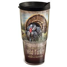 Wildlife Series Wild Turkey 24 ounce DoubleWall Acrylic Tumbler >>> You can get additional details at the image link.(This is an Amazon affiliate link)