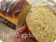 Pão caseiro com esponja gelada: Magda G. - Espaço das delícias culinárias