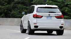 2014 BMW X5 M50d Wallpaper