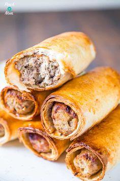 Syn Free Sausage Rolls | Slimming World | Slimming World