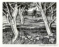 Franklin Carmichael Franklin Carmichael, It Matters To Me, Tom Thomson, Emily Carr, Group Of Seven, Spring Art, Lino Prints, More Words, Canadian Artists