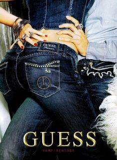 Love my Guess clothes....