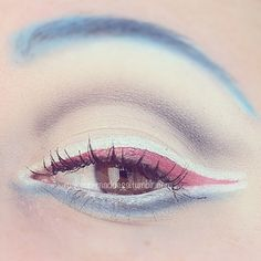Happy 4th of July! Kids Makeup, Makeup Ideas, 4th Of July Makeup, Happy 4 Of July, Simple Makeup, Makeup Looks, Eyeshadow, Make Up, Face