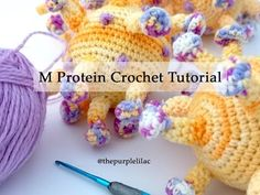 M Protein Crochet Tutorial (Coff stitch) Canada Post, Post Office, Step By Step Instructions, Protein, My Etsy Shop, Crochet Hats, Make It Yourself, Stitch, Youtube