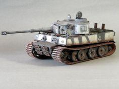 PzKpfw. VI Ausf. I von Christian Meyerhoff (1:35 Dragon)