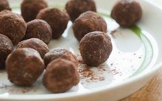 Cocoa Oats Truffle