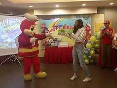 Jollibee Dance Craze Dance Showdown Jolly NaeNae showdown with Alyssa Jo...