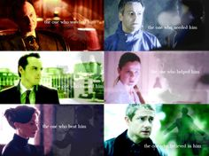 The two on the lower left can die. Lestrade, you were awesome, then you had to screw it up. Traitor. Mycroft, you tried, but you still screwed up. Molly and John...I love you two to death.