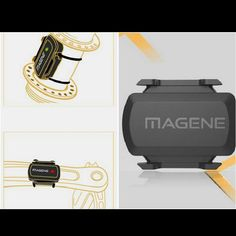 Mountain bike ANT+ Bluetooth dual-mode wireless pedaling speed sensor 2 in 1 for GARMIN/Bryton/igpsport bicycle computer #jewelry, #women, #men, #hats, #watches