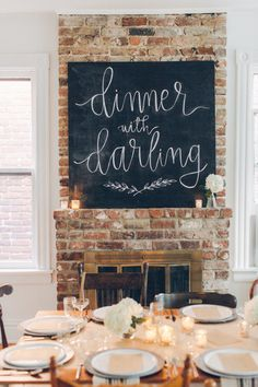 Dinner party: http://www.stylemepretty.com/living/2015/09/03/endless-summer-candlelit-soiree/ | Photography: Kate Thompson - http://www.bettyclicker.com/