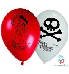 Palloncini Pirata Jake Disney