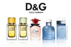 Dolce and Gabbana Perfume Collection 2016