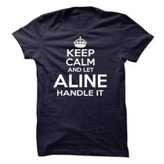 If your name is ALINE then this is just for you T Shirts, Hoodies. Check price ==► https://www.sunfrog.com/Names/If-your-name-is-ALINE-then-this-is-just-for-you.html?41382