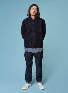 Universal Works, Levi's Vintage Clothing, Converse 70s