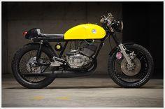 '78 Suzuki GT250 - Pipeburn. grrrrr ...terlalu...