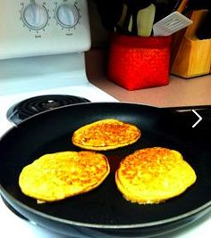 Lap Band Gal!: Recipe Alert! Cottage Cheese Pancakes