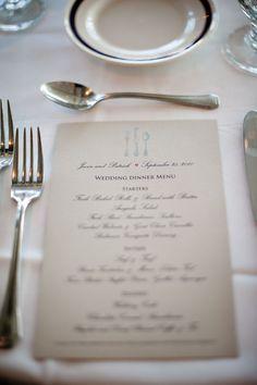embossed kraft paper menus