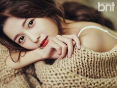 "Nam Bo Ra Discusses Her Ideal Type of Man in ""International bnt"" Nam Bo Ra, Ali Wong, Li Bingbing, Constance Wu, Ideal Type, Pretty Asian Girl, Angelababy, Meet Singles, Korean Actresses"