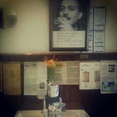 Şiir masası! #hataymeyhanesi #cemalsureya - @hsipahi- #webstagram