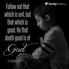 Help me God to do Good!!!